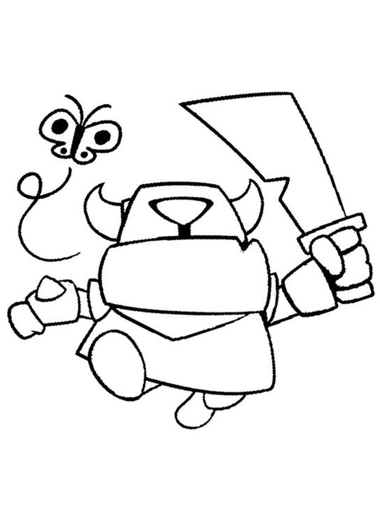 printable clash royale legendary cards coloring pages