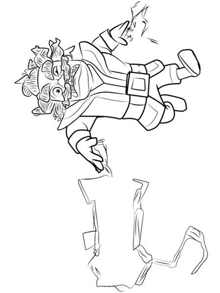 printable clash royale mega knight coloring pages