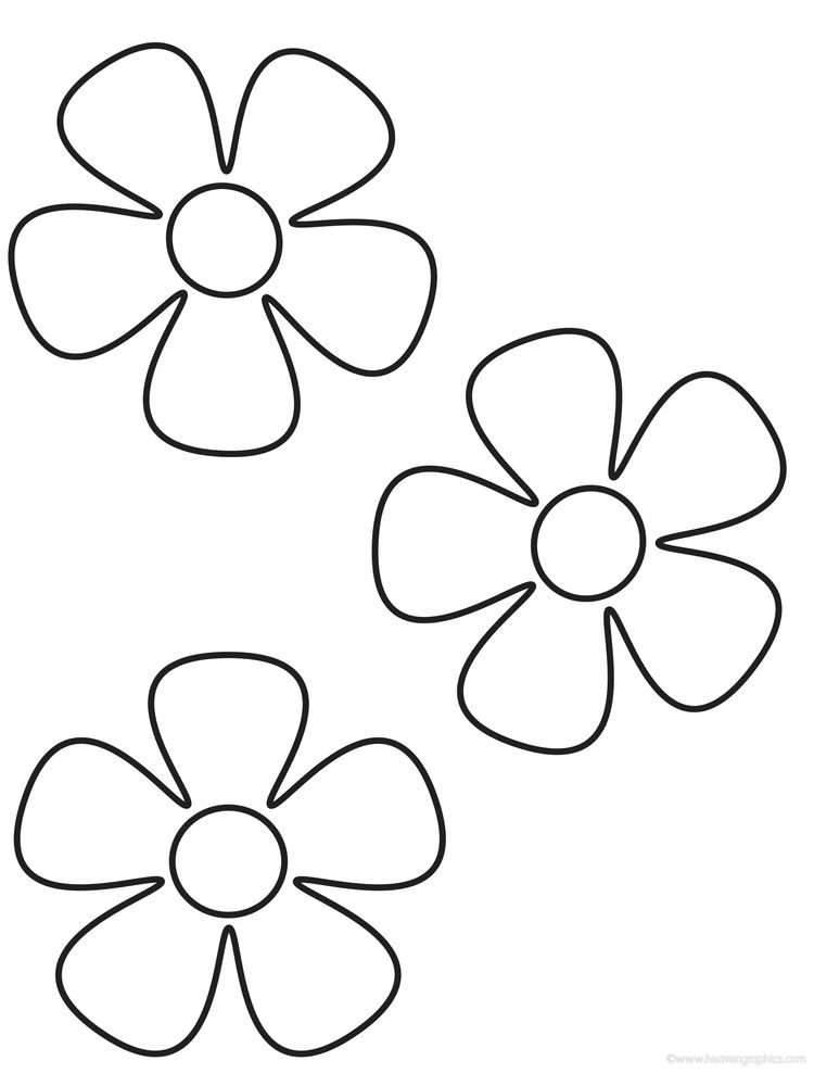 printable daisy coloring pages images