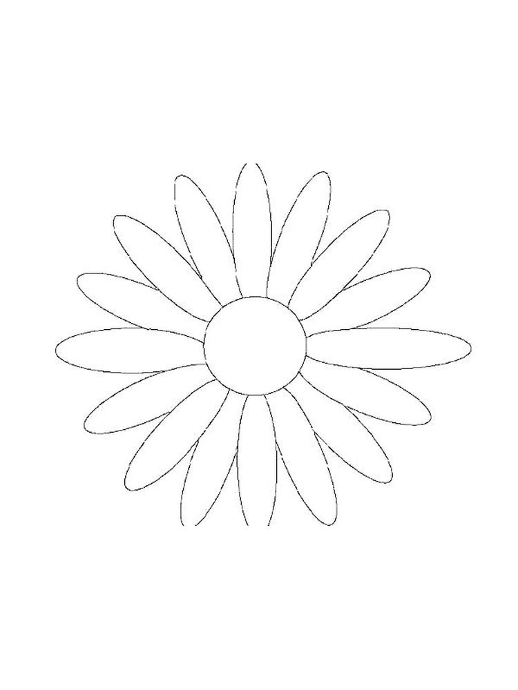printable daisy flower garden journey coloring pages