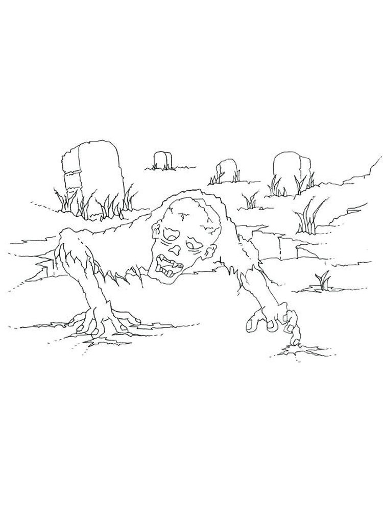 printable goosebumps coloring pages