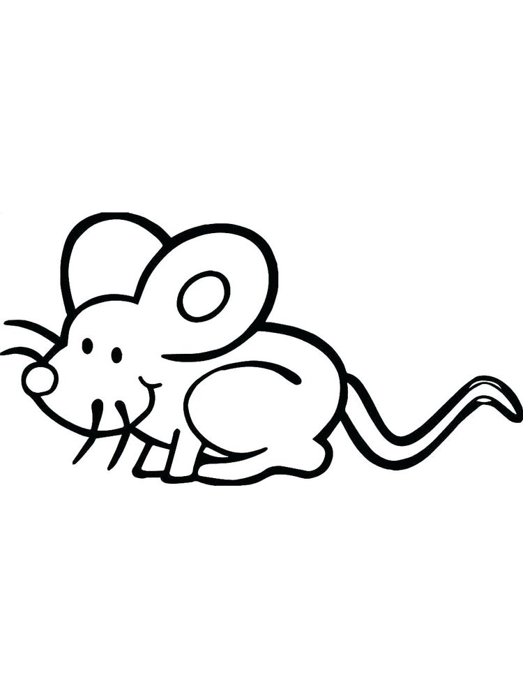 printable mouse coloring pages printable