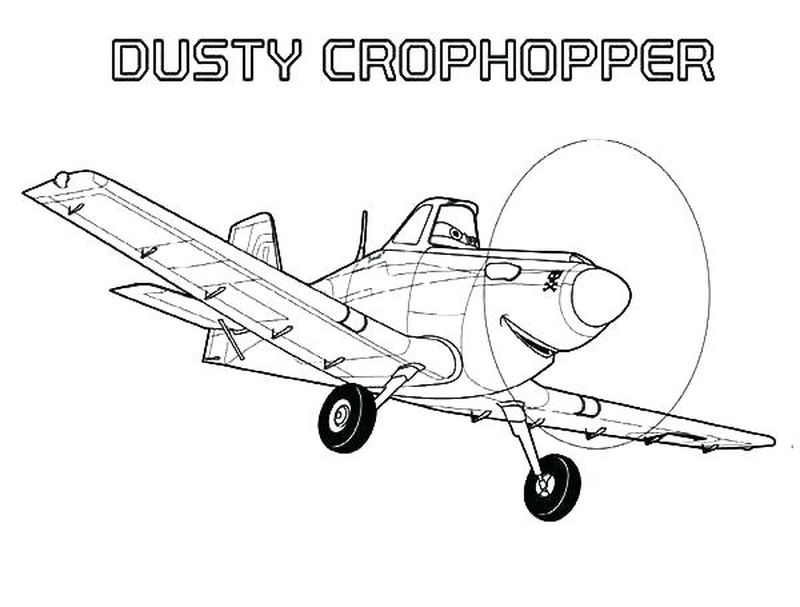 ripslinger planes coloring pages