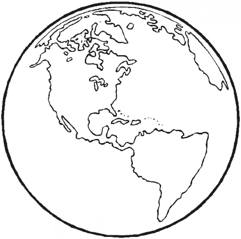 save the earth coloring pagesPrintable