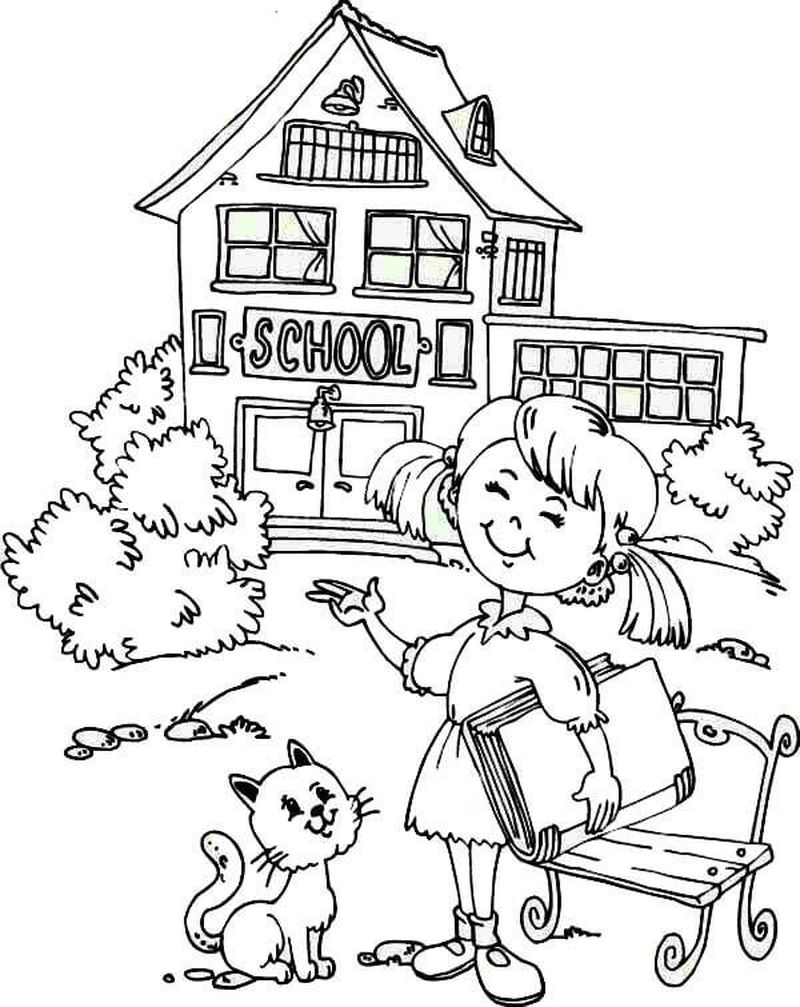 school of rock coloring pages Print