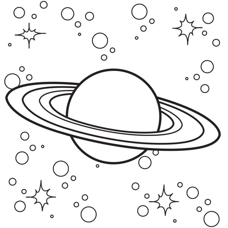 space museum coloring pages Printable