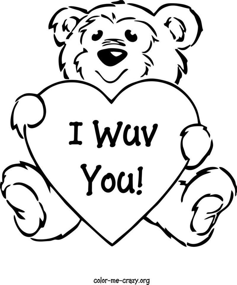 sponge bob valentines coloring pages