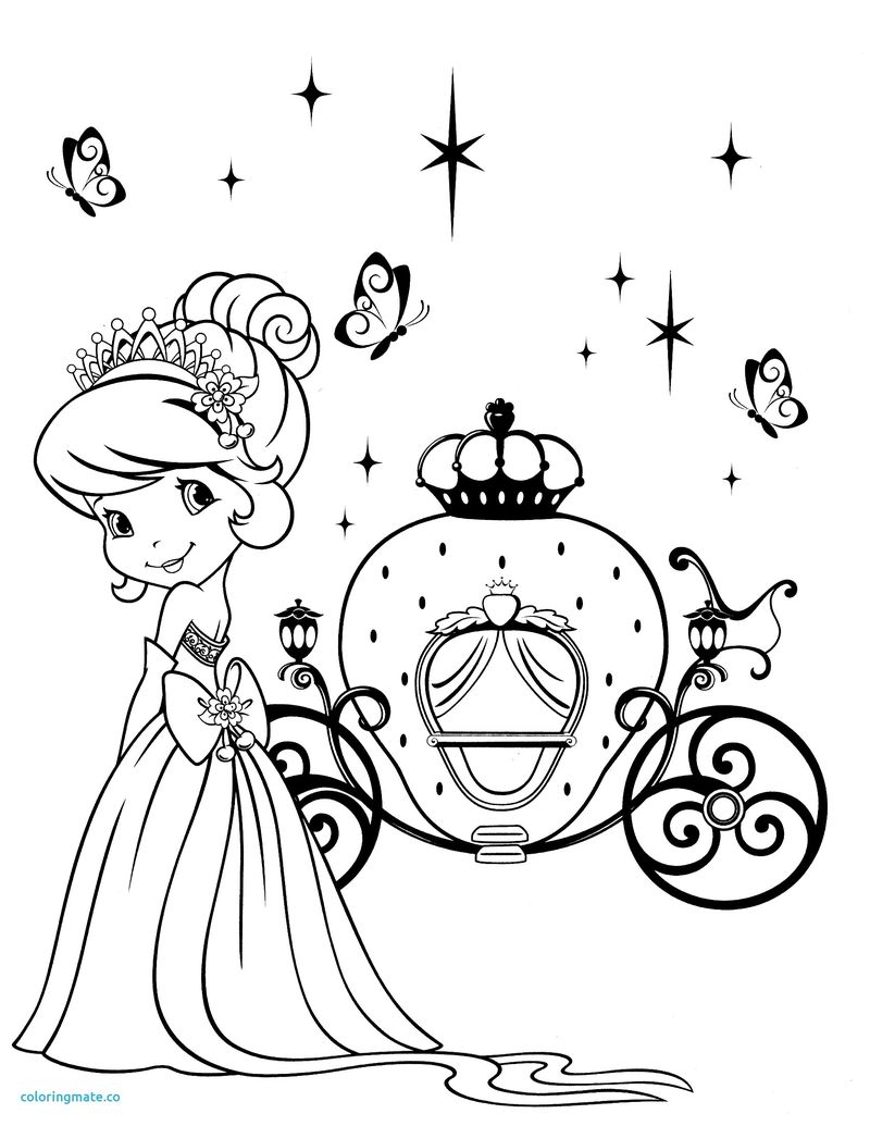 strawberry shortcake blueberry muffin coloring pages