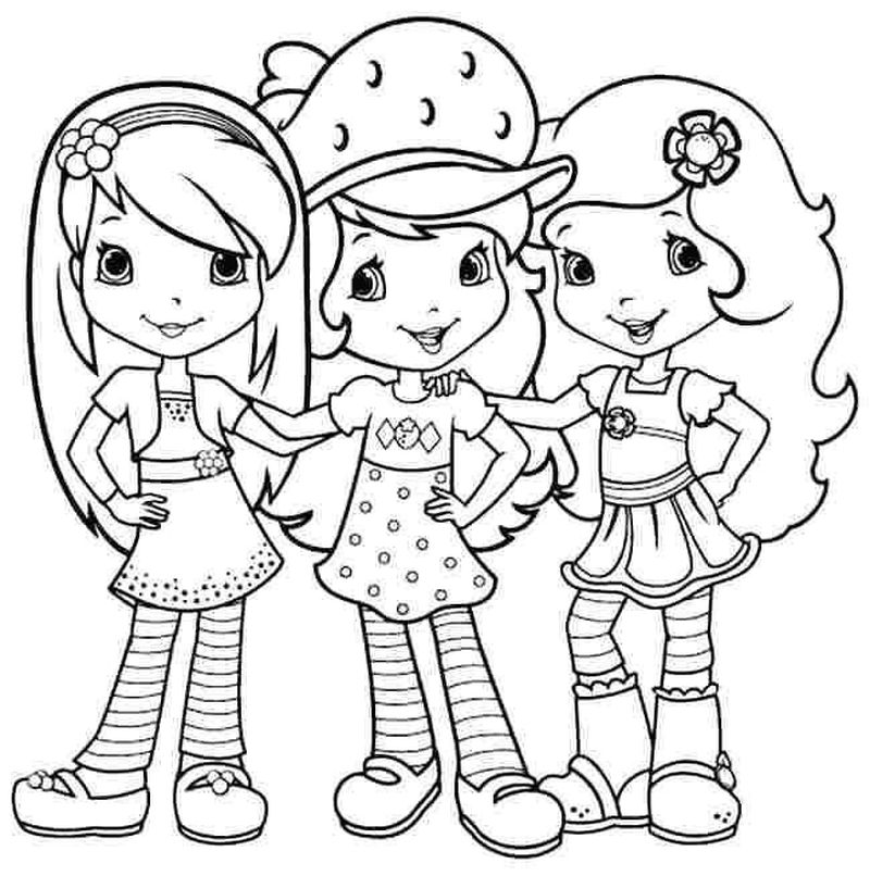 strawberry shortcake prince coloring pages Printable