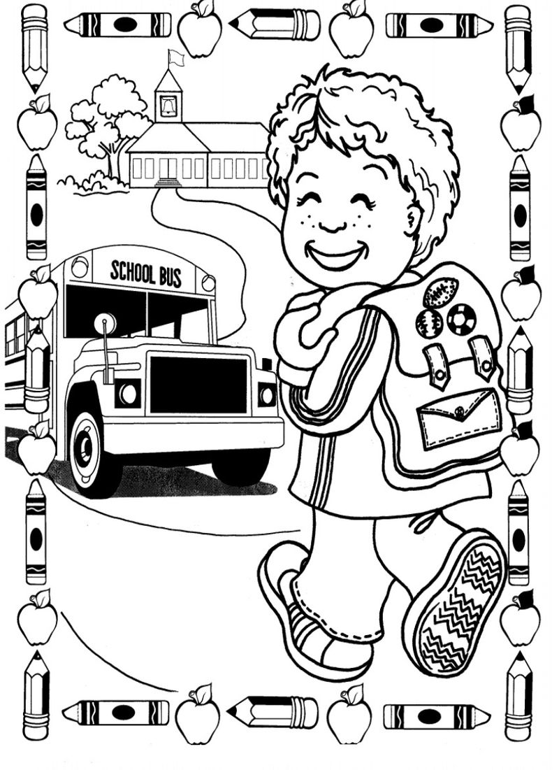 sunday school coloring pages free Print