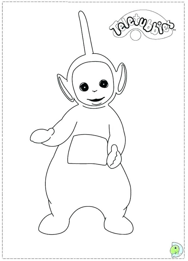 telly tubbies images Printable