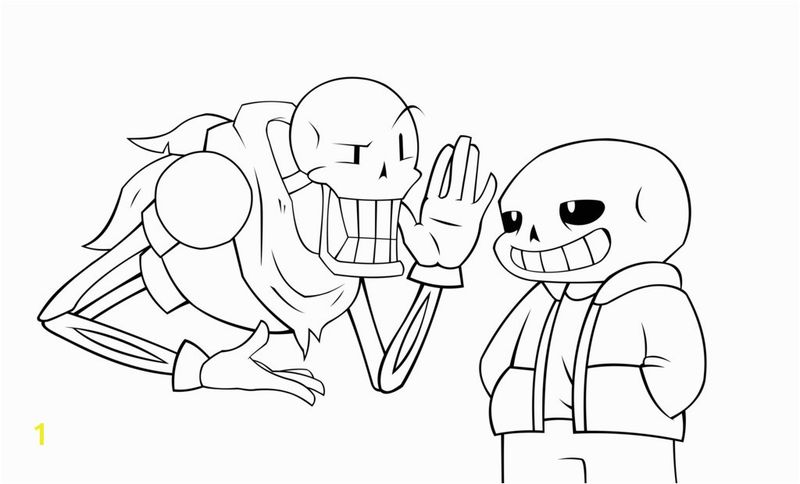 undertale chara coloring pages Printable
