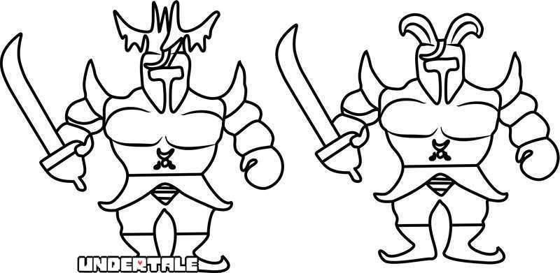 undertale coloring pages mettatan Printable