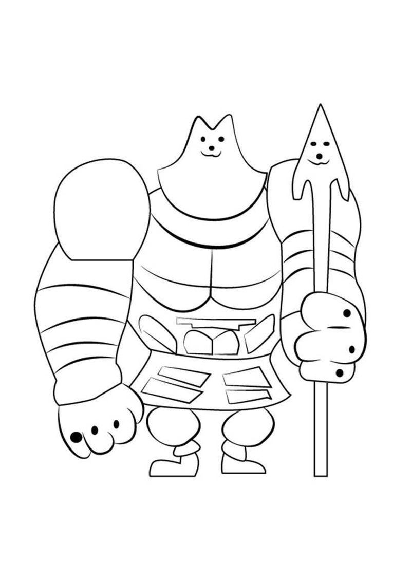 undertale coloring pages of asriel Printable