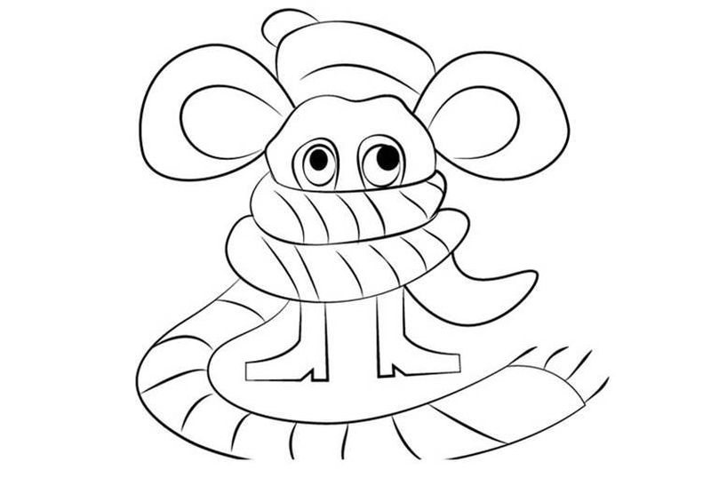 undertale evil chara coloring pages Printable
