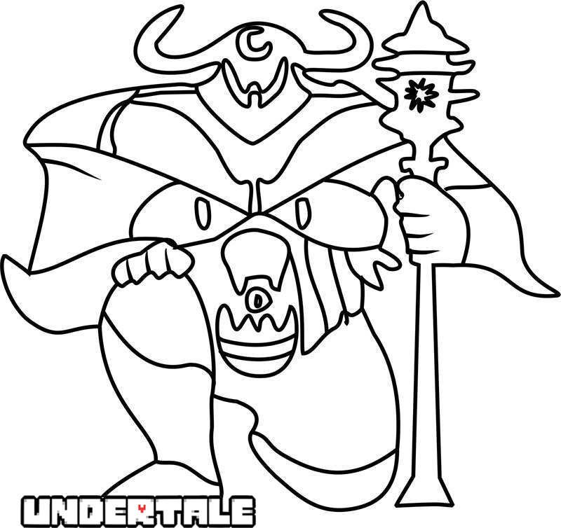 undertale mettaton coloring pages