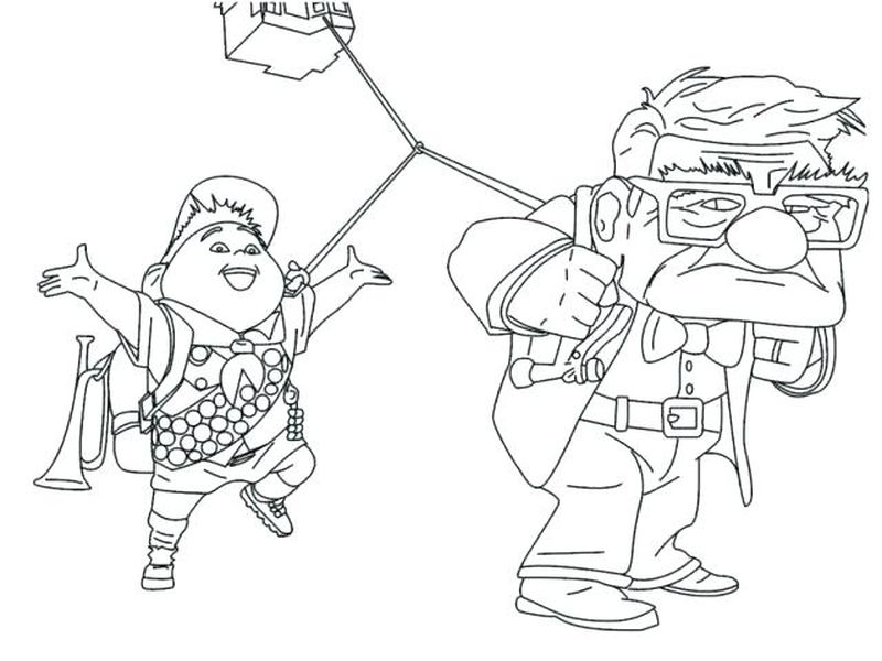 up coloring pages Printable