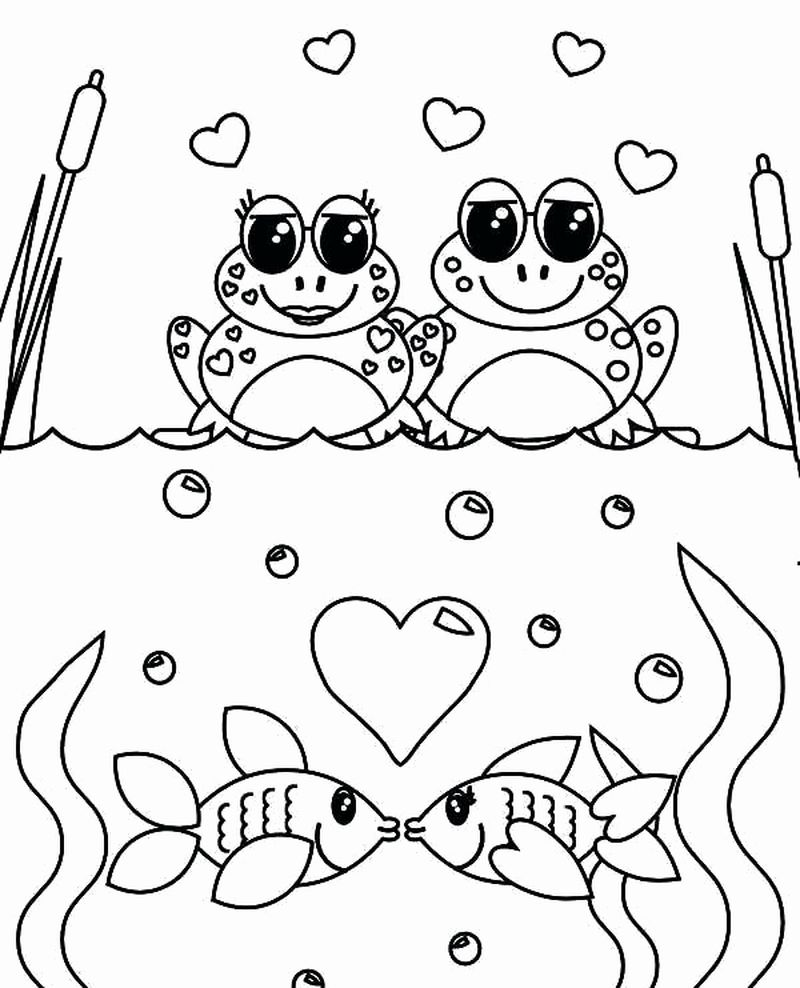 valentines day coloring pages for toddlers Printable