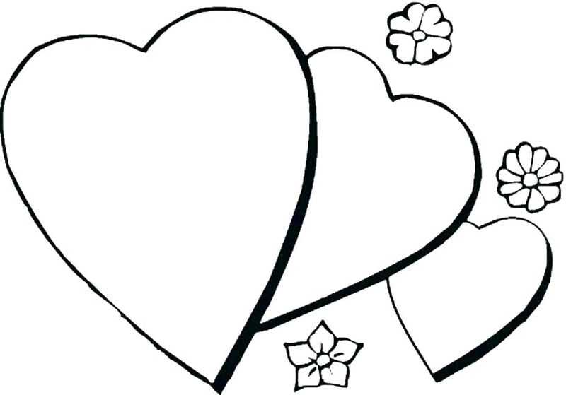 valentines day free PRINTABLE coloring pages Printable