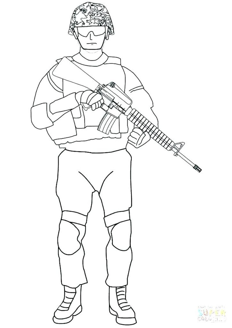veterans army certificate coloring pages Printable