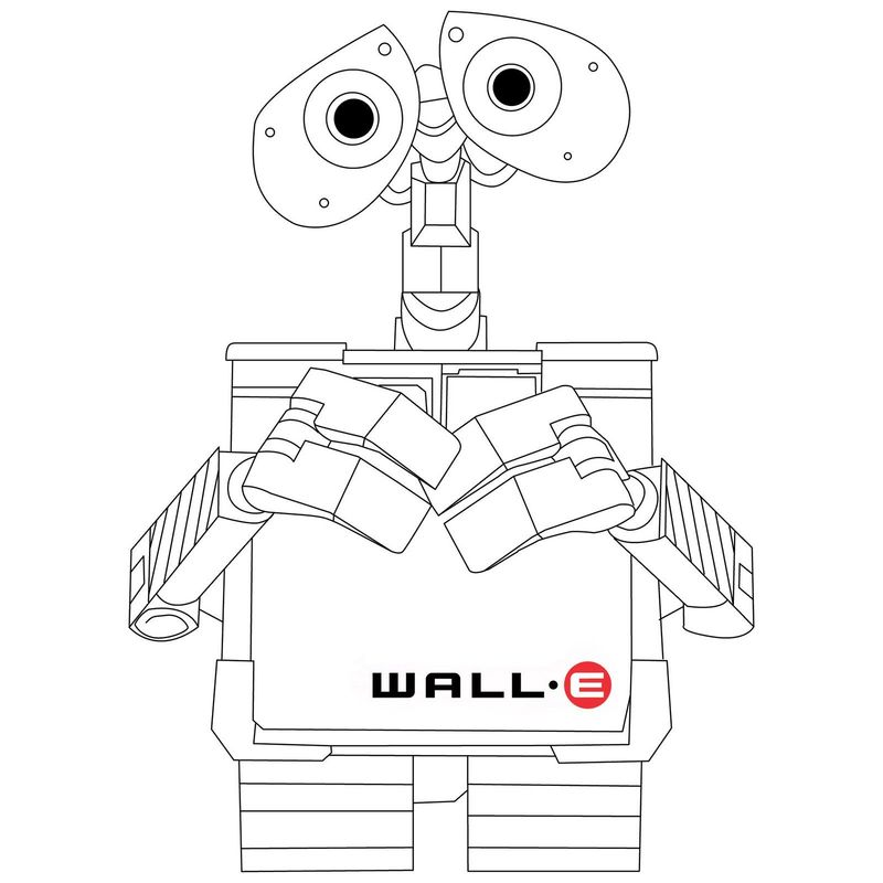wall e pictures pdf