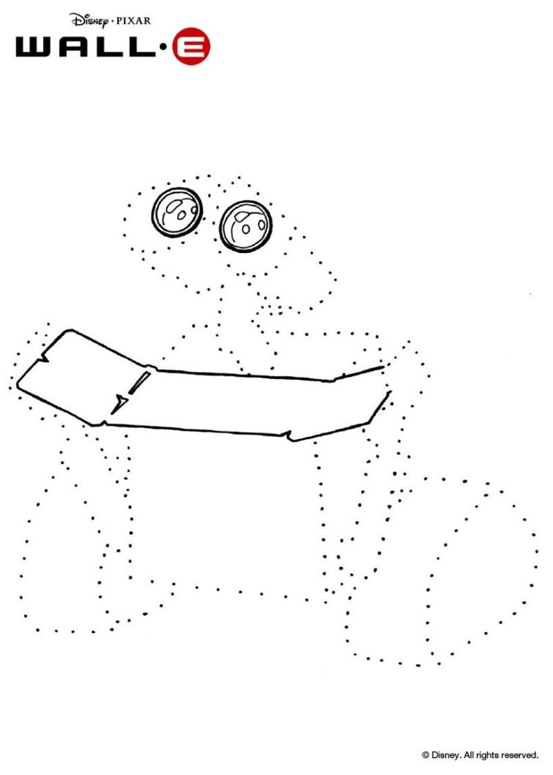 walle coloring page pdf