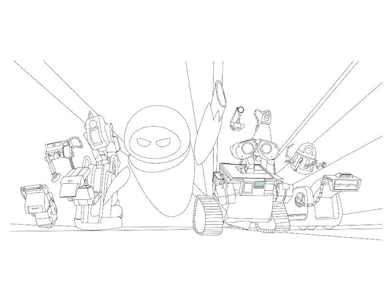 walle free coloring