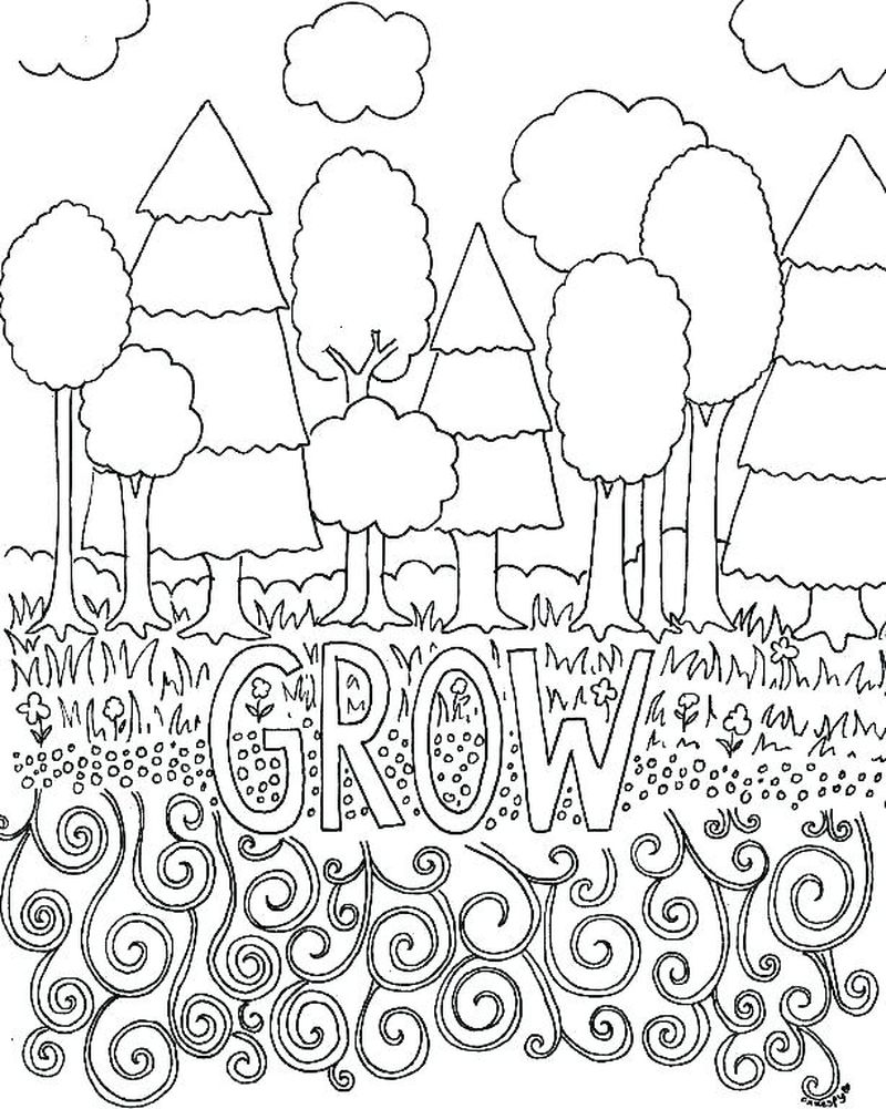 4th grade science coloring pages
