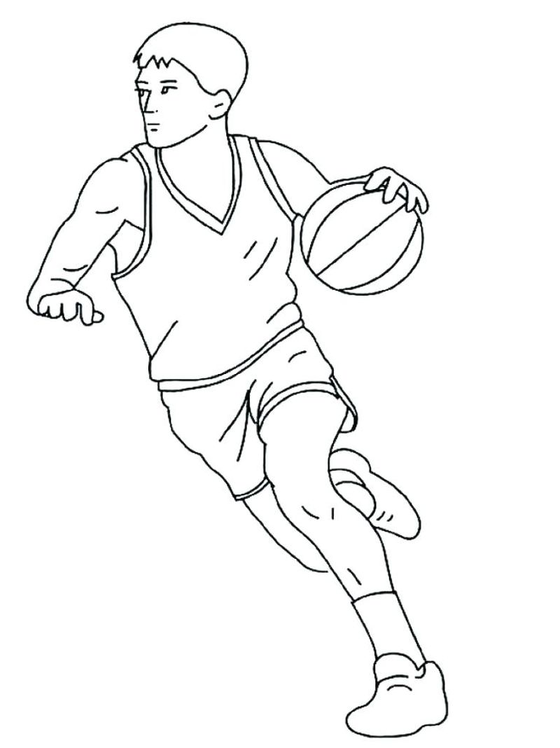 PRINTABLE coloring pages of sports