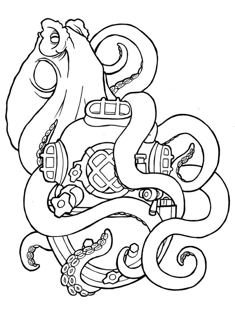 Printable Squid Sisters Coloring Pages