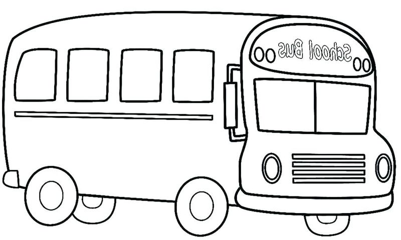 Tayo The Little Bus Printable Coloring Pages