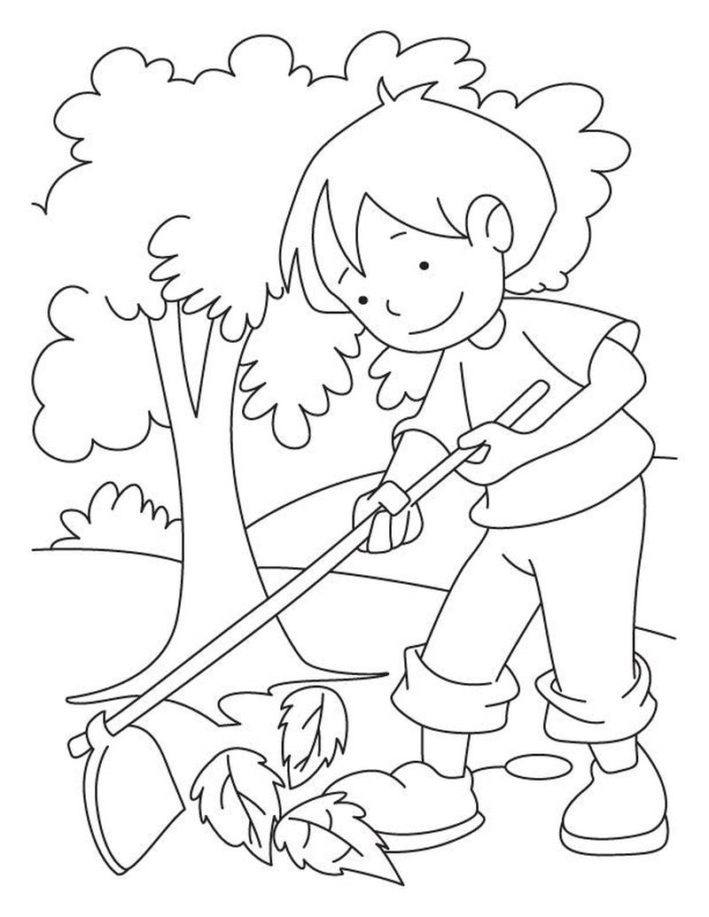 arbor day coloring pages pdf