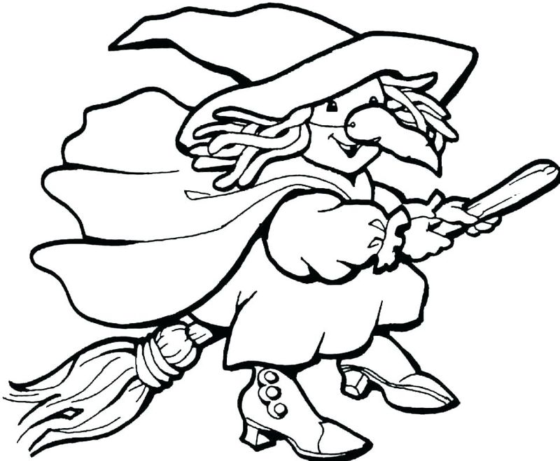 boys from witch coloring pages