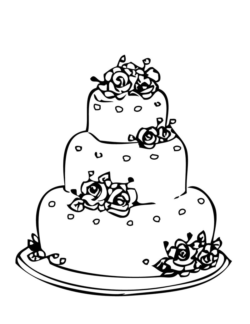 bride and groom wedding coloring pages