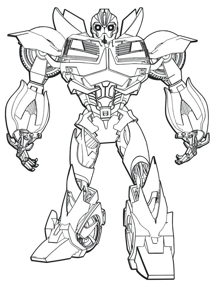 bumblebee coloring pages printable