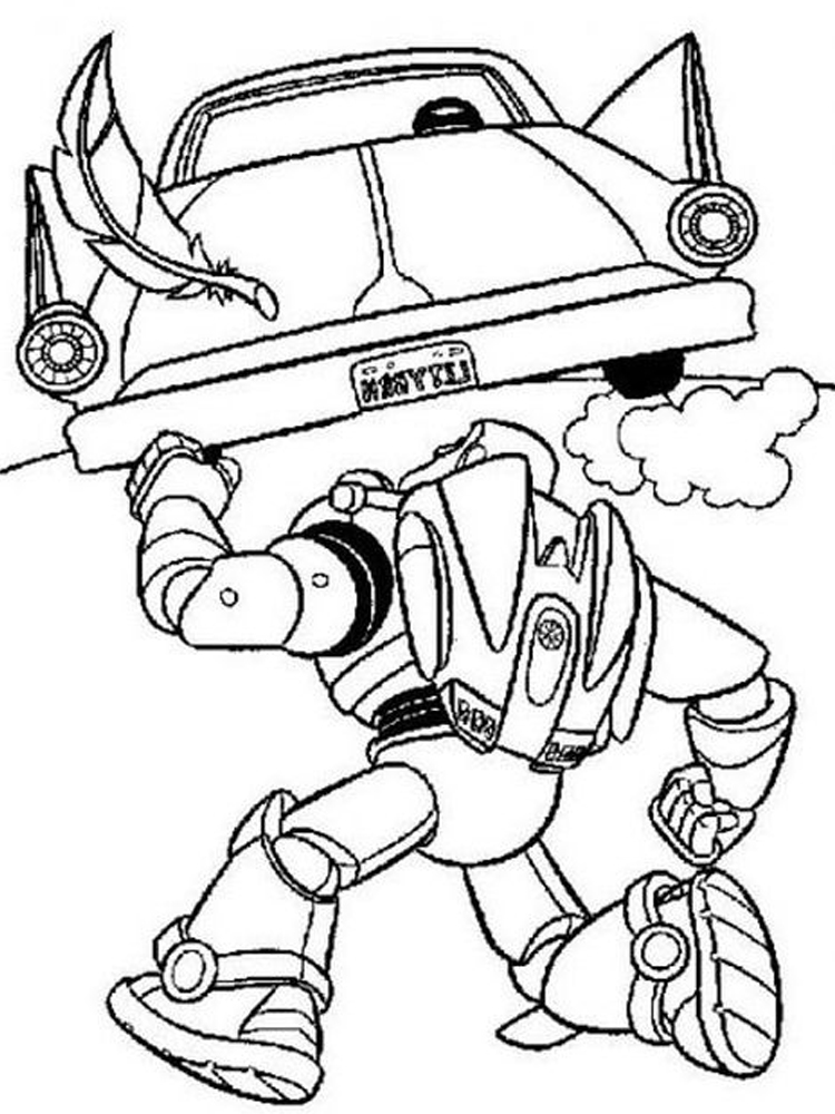 buzz lightyear spaceship coloring pages print