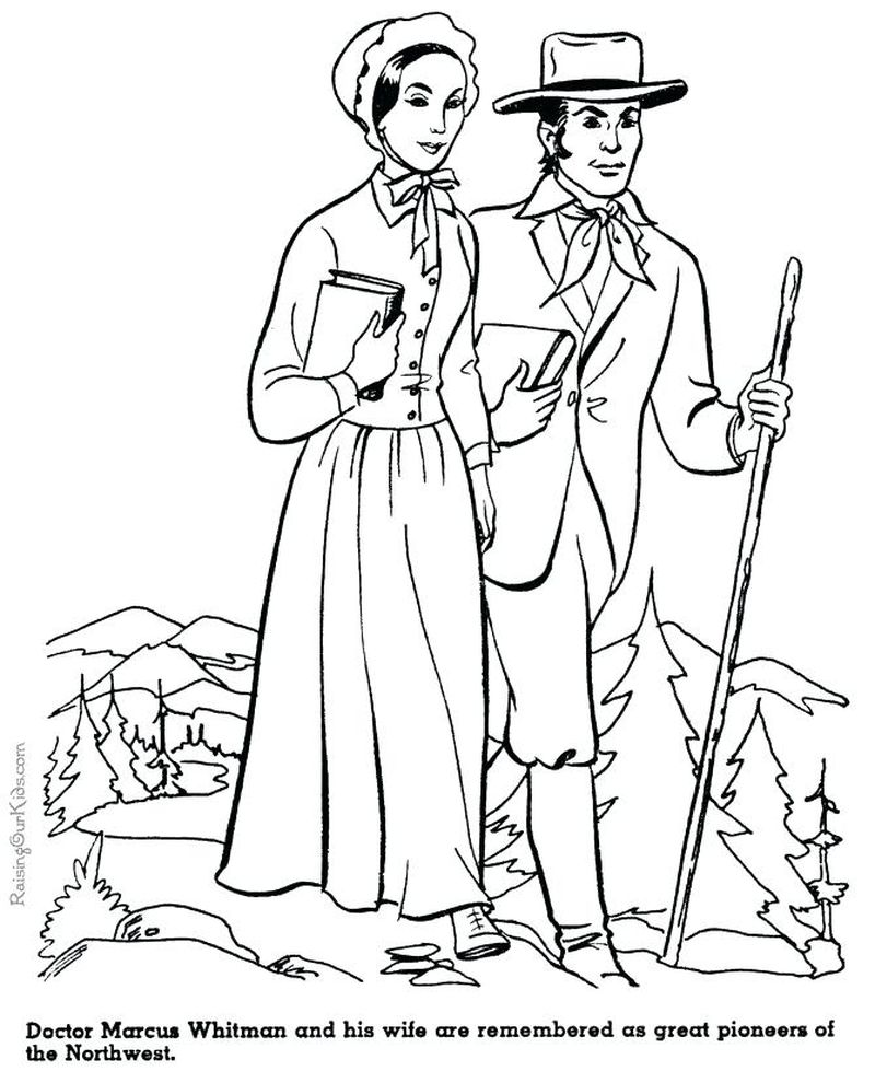 cat people coloring pages
