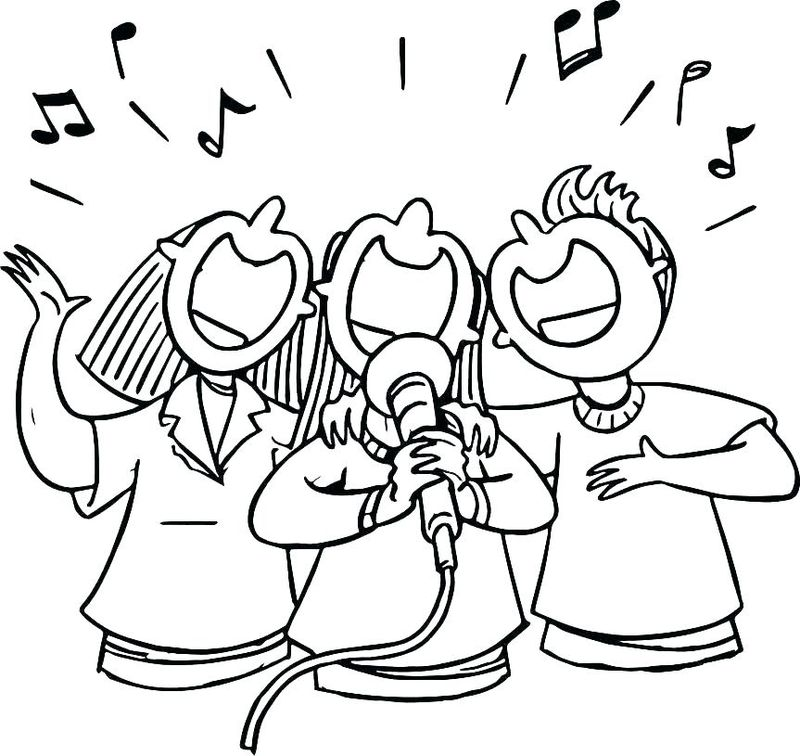 coloring pages of meena from sing