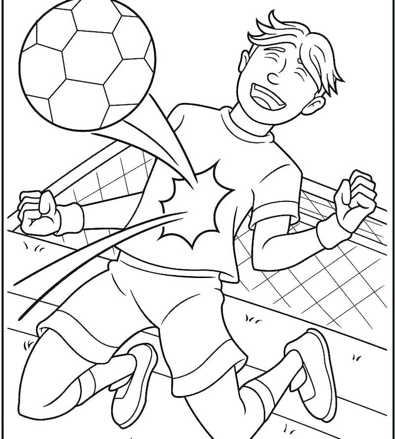 coloring pages of olympic sports
