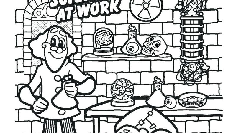 coloring pages of the digestive system out a science book