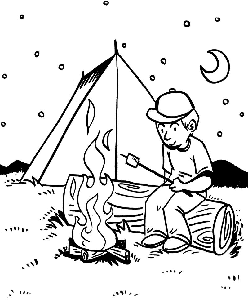 coloring pages with people