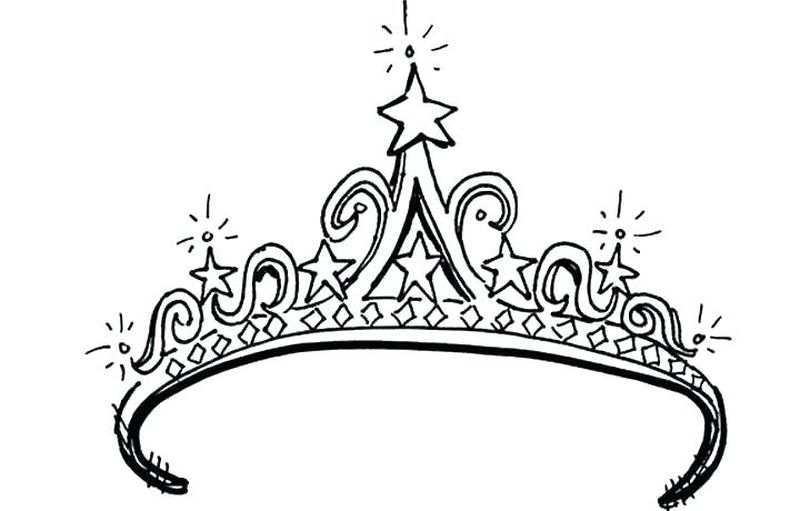 crown coloring pages for adults