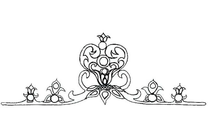 crown coloring pages to print