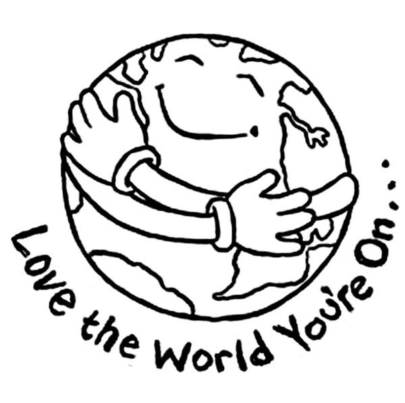 earth day coloring pages for adults Printable