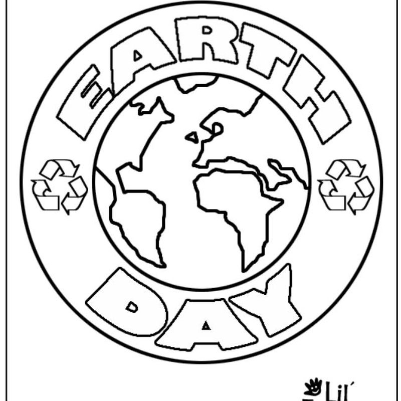 earth day coloring pages pinterest