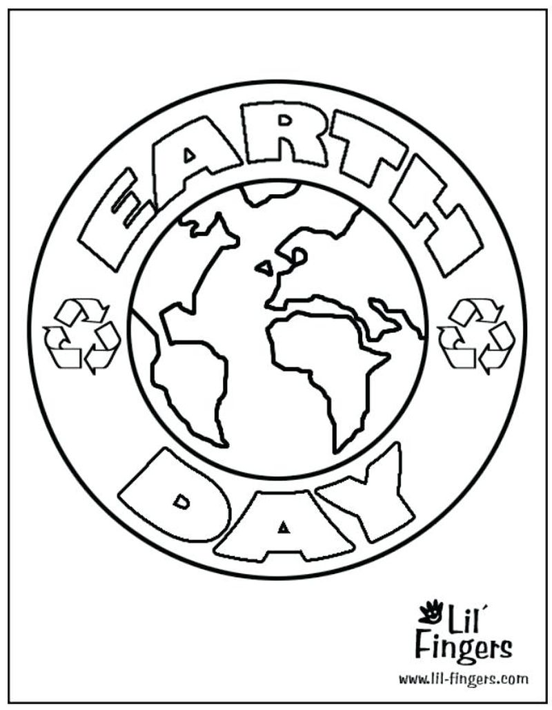 earth day coloring pages pop art free printables image