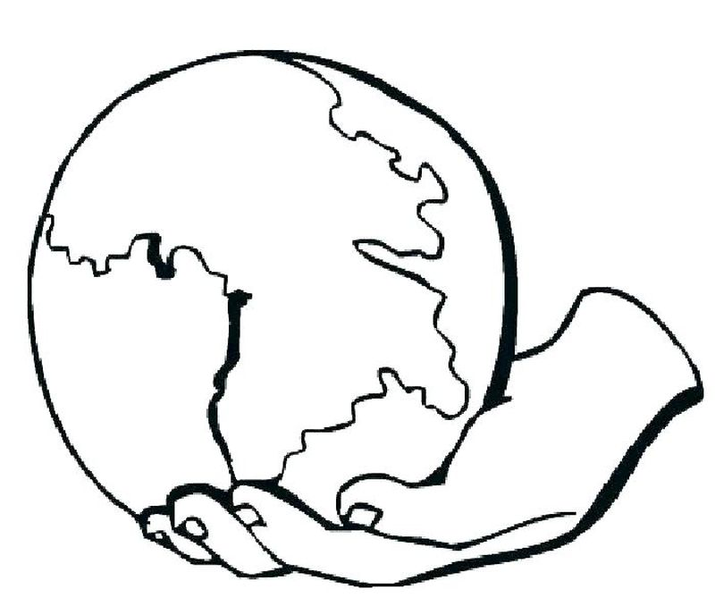 earth day coloring pages pop art