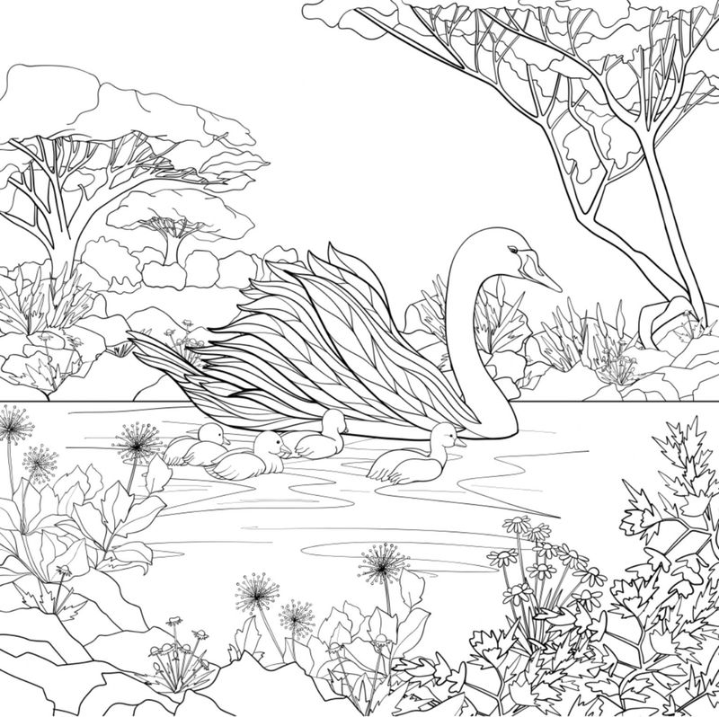 emma swan coloring pages