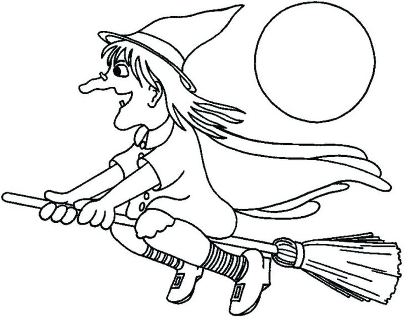 every witch way coloring pages