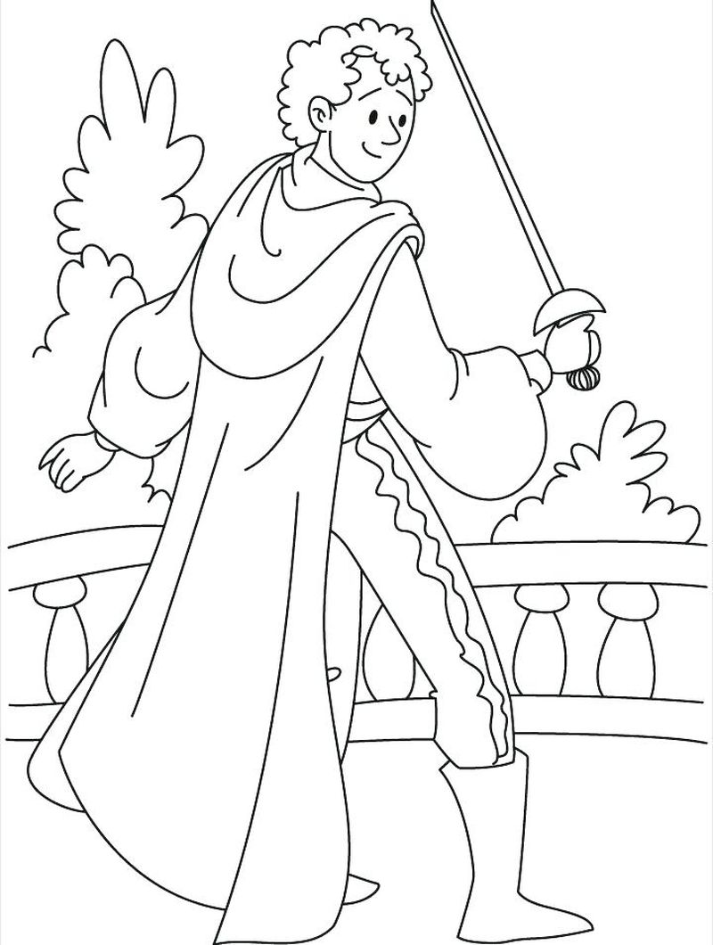 famous people coloring pages Printable